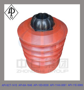 Common and Non Rotating Cementing Plug Bottom pictures & photos