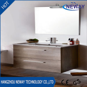 High Quality Wall Mounted Melamine Bathroom Furniture Cabinet pictures & photos