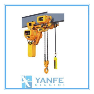 Low Headroom Electric Chain Hoist pictures & photos