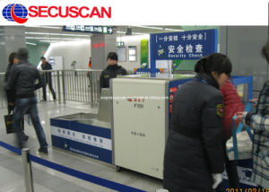 Security Purpose X-ray Baggage Inspection System AT-6550 pictures & photos
