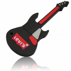 Guitar Shape USB Guitar USB Flash Drive with Custom Design pictures & photos