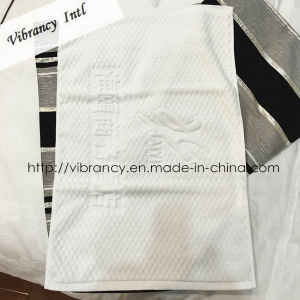 OEM Hotel Bath Jacquard Foot Towel Supply pictures & photos