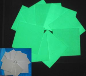 Luminous Thermosetting Spray Powder Coating in Night pictures & photos