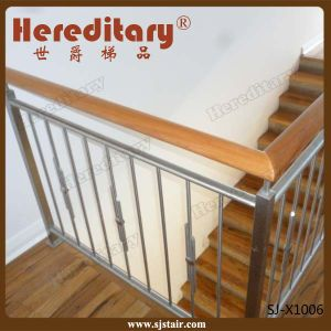 Stainless Steel Material Grill Design Balustrade for Staircase (SJ-X1008) pictures & photos