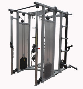 Fitness Equipment/Gym Equipment--Half Rack /DAP Kk06 pictures & photos