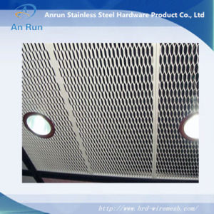 Expanded Metal Sheet for Decoration Ceiling pictures & photos