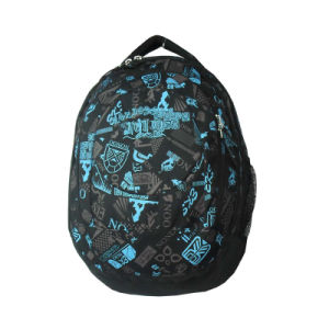 Printing Laptop Backpack Outdoor Sports Backpack pictures & photos