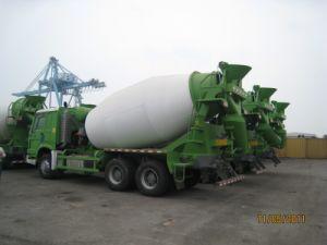 Sinotruk HOWO 12cbm Concrete Mixer Truck pictures & photos