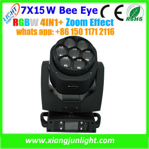 Clay Paky 7X15W Bee Eye LED Moving Head pictures & photos