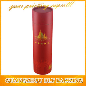 Round Cardboard Paper Wine Packaging Tube pictures & photos