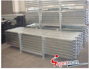 Steel Plank for Scaffolding (SM9125) pictures & photos
