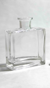 Rectangle Glass Bottle pictures & photos