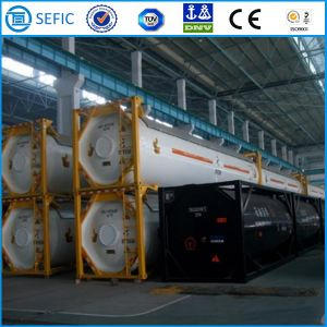 LPG ISO Tank Container (SEFIC-T50) pictures & photos