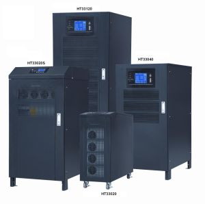 3 Phase Online 10kVA-200kVA UPS pictures & photos