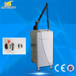 Professional Acne Removal Laser Q Switch 1064 ND YAG 532 Tattoo Removal (C8) pictures & photos