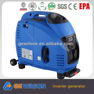 China Made Portable Inverter Generator From 1kw to 3kw pictures & photos