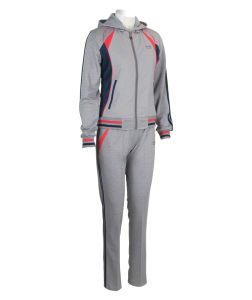 Competitive Price Ladies Fitness Tracksuits with Good Quality pictures & photos