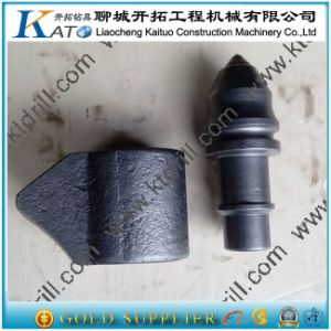 Carbide Bullet Tooth Spiral Rock Auger B43k Bkh28 pictures & photos