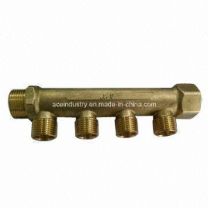 Brass Water Manifold with OEM Service pictures & photos