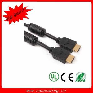 High Quality HDMI-to-HDMI Cable HDMI 1.4 pictures & photos