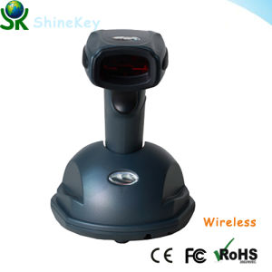 High Quality Wireless Barcode Scanner (SK WX2800) pictures & photos