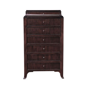 Contemporary Solid Wood Chest of Drawers Era