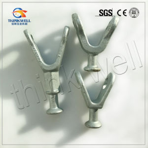 Factory Price Forged Hot DIP Galvanized Y Ball Clevis pictures & photos