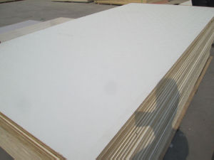 Good Quality Melamine Plywood Laminated Plywood Price pictures & photos
