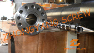PP PE Single Injection Molding Machine Screw Barrel pictures & photos