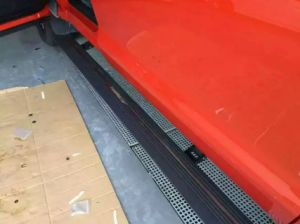 Fashion Style Toyota Tundra Auto Parts Electric Running Board pictures & photos