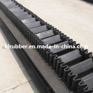 Corrugated Sidewall Rubber Conveyor Belt for Transportation pictures & photos
