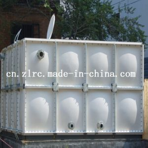 Irrigation Water Tank GRP Sectional Water Tank Water Filter pictures & photos