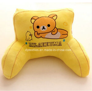 Competitve Price OEM 100% Micro -Fiber Square-Shape Travel Pillow pictures & photos