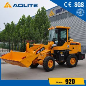 Low Price China Small Loder Payloader Wheel Loader Payloader pictures & photos