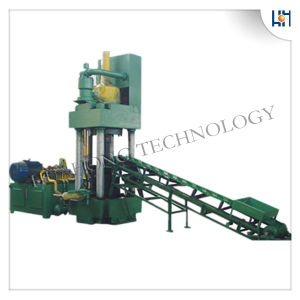 Hydraulic Briquetting Metal Press Machine pictures & photos