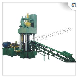 Hydraulic PLC Briquetting Metal Press Machine pictures & photos