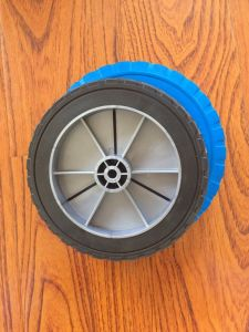 8inch Solid Rubber Wheel pictures & photos
