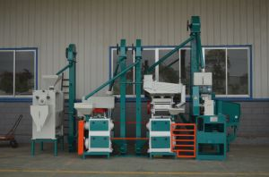 Daily Capacity 20tons Complete Set of Rice Milling Machines pictures & photos