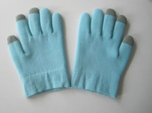 Moisturizing Gel Gloves Repair Cracked Skin Treatment pictures & photos