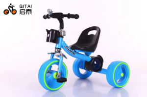 China Kids Baby Tricycle Ride on Toy with Music Three Wheeler Trike pictures & photos