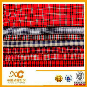 40*40 Yarn Dyed Woven Fabric