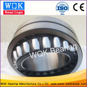 Wqk Bearing 23132 Cc/W33 Steel Cage Spherical Roller Bearing pictures & photos