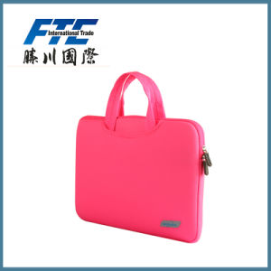 Waterproof and Shockproof Neoprene Laptop Bag/Briefcase/Sleeve Bag pictures & photos