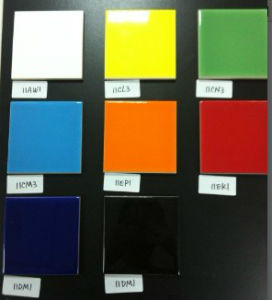 Wall Tile Pure Color 100X100mm pictures & photos