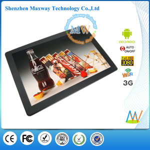 15.6 Inch 16: 9 Network Android OS LCD Advertising Display pictures & photos