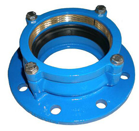 Flange Adaptor for HDPE Pipe pictures & photos