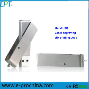 OEM Design Metal USB Flash Drive Promotion Memory Stick (EM001) pictures & photos