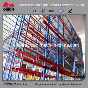 Standard Warehouse Drive in Shelf Rack pictures & photos