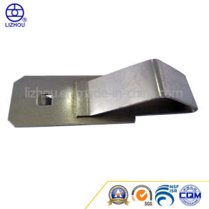OEM Steel High Precision Sheet Metal Stamping Machined Part with ISO9001, SGS, Ts16949 pictures & photos