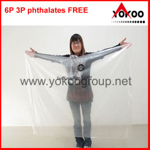 Clear Rain Poncho for Promotional (YB-52105)